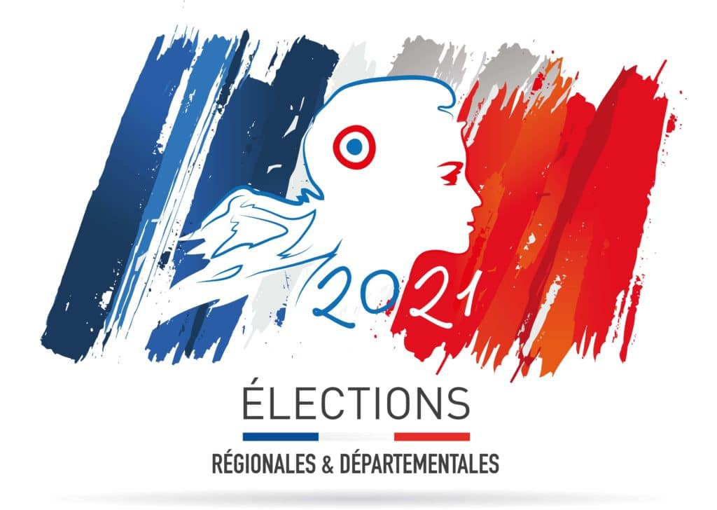 election dp région