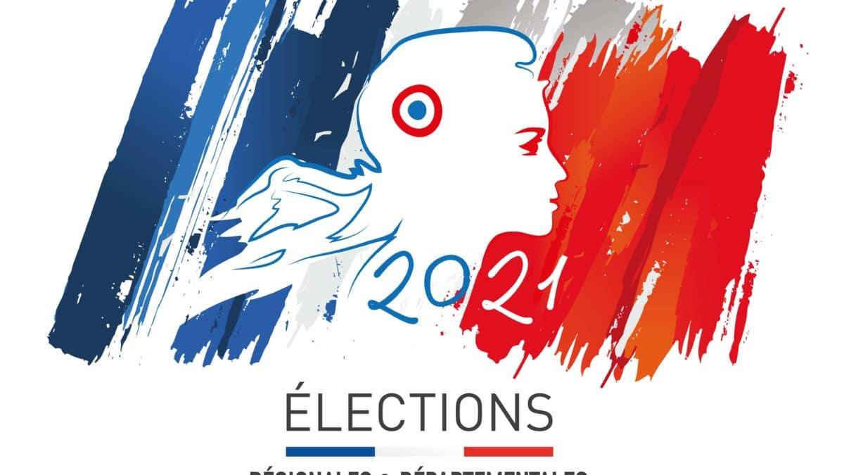 election dp région